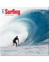 Surfing 18-Month 2014 Calendar