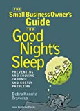 img - for The Small Business Owner's Guide to a Good Night's Sleep book / textbook / text book