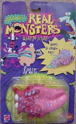 Aaahh! Real Monsters Splug