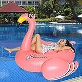 SNSで話題!超特大190cm!フラミンゴフロート フラミンゴ 浮き輪 ビッグサイズ ビーチ プール プールパーティにも♪