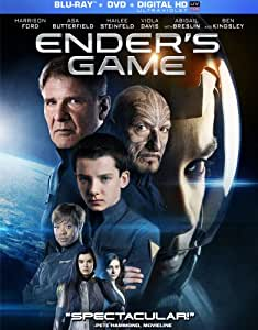 Ender's Game [Blu-ray] [Import]