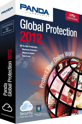 Panda Global Protection 2012, 3 licenses, 12 months subscription (PC)