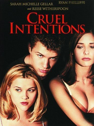 Cruel Intentions CD Covers