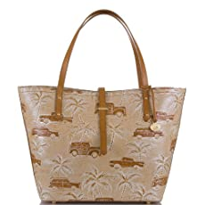 All Day Tote - Copa Cabana Beige