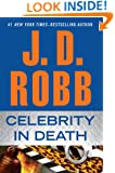Celebrity in Death (Wheeler Large Print Book Series)