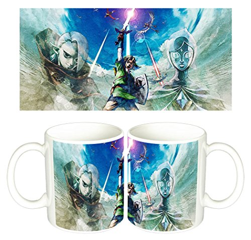The Legend Of Zelda E Tazza Mug