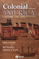 Colonial America by Middleton
