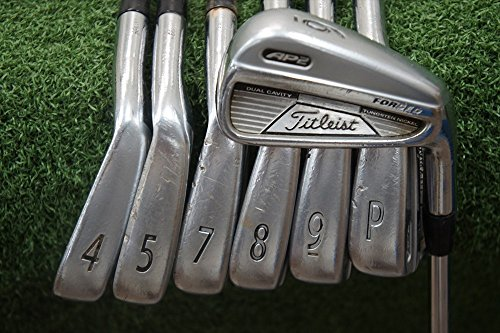 Titleist Ap2 Right-Handed Iron Set Steel Stiff (Titleist Ap2 Irons compare prices)