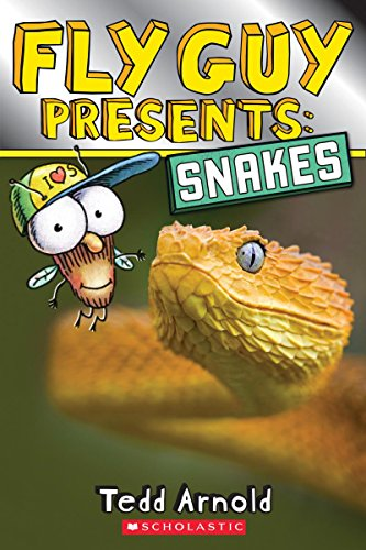 fly-guy-presents-snakes-scholastic-reader-level-2
