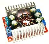 【Wepperin wolks】 15 A 降圧 型 可変 DC - DC コンバータ ー 4-32 V を 1.2-32 Vに 電源 基盤 モジュール 変換 器 資材 部品 DIY パーツ