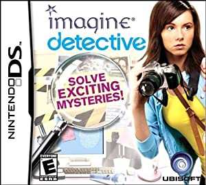 Imagine Detective French, German, Italian, Spanish, Danish, Dutch, Norwegian, and Swedish Nintendo DS