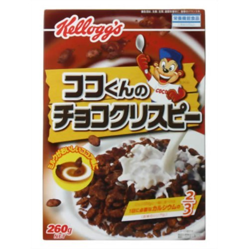 ケロッグ チョコクリスピー妖怪ウォッチ 260g