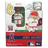 Jered Weaver MLB Los Angeles Angels Oyo G1S1 Minifigure