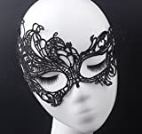 [Christmas Deals for Women]Lace Sexy Mask - Venetian Masquerade Lace Eyemask Eye Mask for Halloween Masquerade Party,Women Gift Ideas