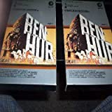 Ben-Hur (2 Video Tapes Part I & Part II) (VHS)