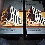 Ben-Hur (2 Video Tapes Part I & Part II) (VHS)