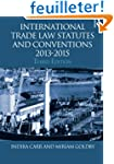 International Trade Law Statutes and...