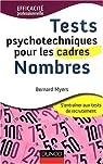 Tests psychotechniques pour les cadres : nombres