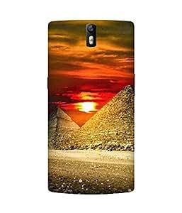 Pyramid Sun OnePlus One Case