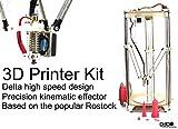 519bmtgdxpL. SL160  UK EXCLUSIVE COMPLETE 3D Printer kit   Reprap Rostock Delta Design