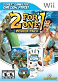 2 for 1 Power Pack: Kawasaki Jet Ski/Summer Sports - Nintendo Wii