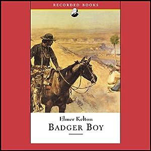 Badger Boy Audiobook