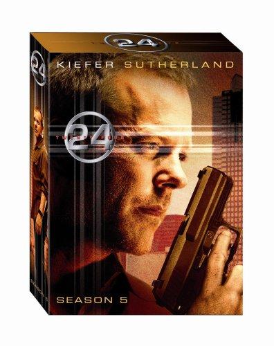 24 - Season 5 (7 DVDs)
