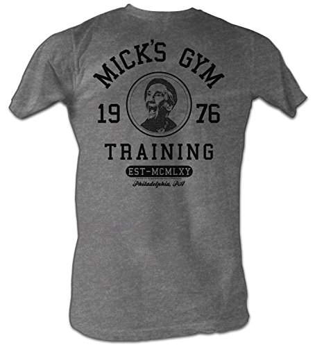 Rocky Men's Micks Gym 1976 T-shirt - S to XXL