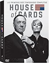 House Of Cards - Temporadas 1-2 [DVD]
