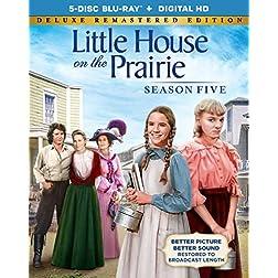 Little House on the Prairie: Season 5 [Blu-ray]