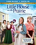 Little House on the Prairie: Season 5 [Deluxe Remastered Edition Blu-ray + UltraViolet Digital Copy]