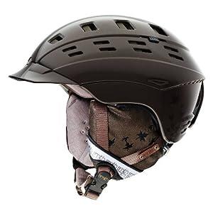 Smith Optics Womens Variant Brim Helmet, Small, Bronze Fallen