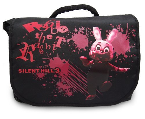 Silent Hill: Robbie the Rabbit Messenger Bag