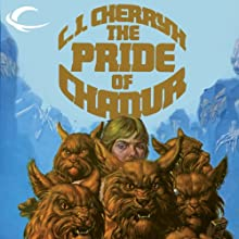 The Pride of Chanur: Chanur, Book 1 (       UNABRIDGED) by C. J. Cherryh Narrated by Dina Pearlman