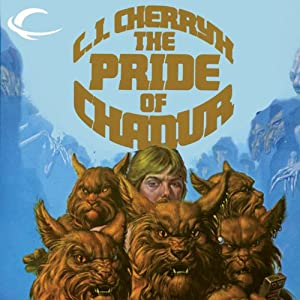 The Pride of Chanur Audiobook