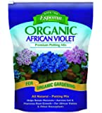 Espoma AV4,  Organic African Violet Potting Mix, 4-Quart
