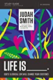 img - for Life Is _____ Study Guide with DVD: God's Illogical Love Will Change Your Existence book / textbook / text book