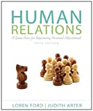 img - for Human Relations: A Game Plan for Improving Personal Adjustment (5th Edition) book / textbook / text book