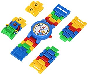 LEGO Kids' 9005732 Classic Minifigure-Link Watch