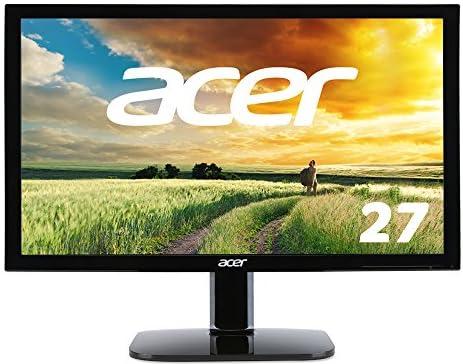 Acerディスプレイ モニター KA270Hbid 27インチ/フルHD/4 ms/HDMI端子付