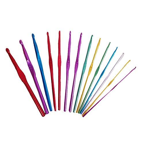 florafox-mixed-alumina-handle-hook-knitting-weave-crochet-kit-set-of-14-image-14-free-size