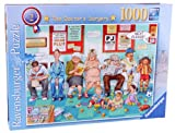 Ravensburger Best Of British The Doctor's Surgery Puzzle (1000 Pieces)