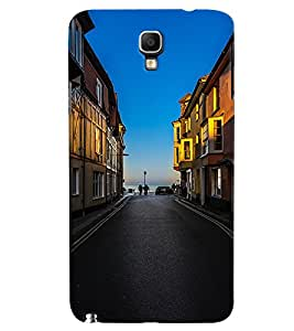 PRINTVISA Abstract Road Case Cover for Samsung Galaxy Note 3 Neo
