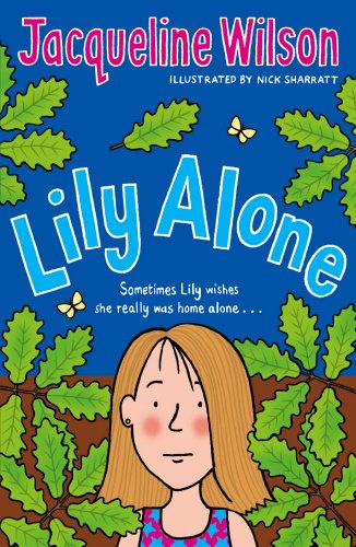 lily-alone
