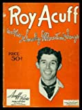 img - for ROY ACUFF AND HIS SMOKY MOUNTAIN SONGS. book / textbook / text book