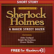 A Case of Identity: A Short Story from Sherlock Holmes: The Baker Street Dozen | [Arthur Conan Doyle]
