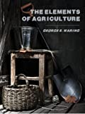 img - for The Elements of Agriculture (Illustrated) book / textbook / text book