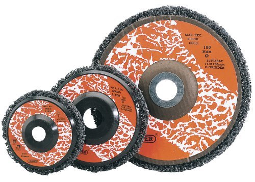 Draper 77883 90 mm x 16 mm Bore Polycarbide Abrasive Cup Wheel by Draper