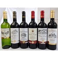セレクション フランスワイン 三大コンテスト 金賞受賞ワイン 6本セット(赤ワイン 5本、白ワイン 1本) 750ml×6本