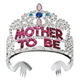 Forum Novelties Baby Shower Mother to Be Crown Tiara by Forum Novelties